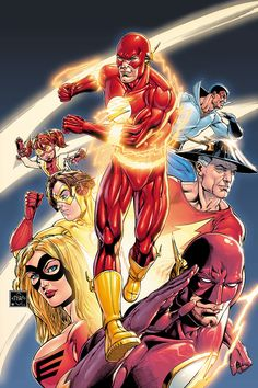 The Flash: Rebirth #6