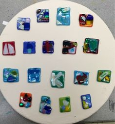 http://2soulsisters.blogspot.com/2016/05/fused-glass-with-middle-school.html Kim & Karen: 2 Soul Sisters (Art Education Blog): Fused Glass with MiDdlE sChOoL