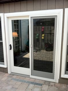 Renewal By Andersen Gliding French Patio Door