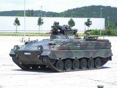 Marder Infantry Fighting Vehicle
