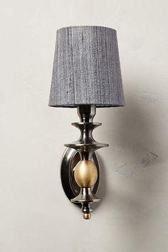Chandelle Sconce - anthropologie.com
