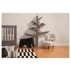 Babyletto Kids Shelving & Bookcases - Grey : Target