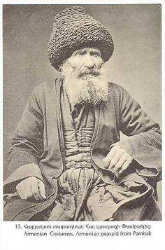 Armenian peasant from Pambak