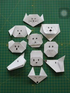 Check out the webpage to read more on Step by Step Origami Origami Mouse, Origami Yoda, Origami Star Box, Origami Dragon, Origami Fish, Origami Stars, Paper Crafts Origami, Easy Paper Crafts, Origami Ideas