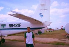 Again, the first Caravan that I ever flew, back in 2009. Two One Foxtrot from Skydive Dallas.