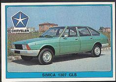 Simca 1307 GLS