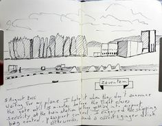 MHBD's Blog: Sketches in Bruges and Brussels