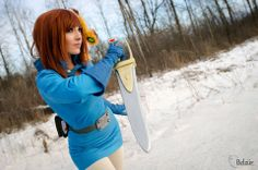 Nausicaa of the Valley of the Wind: Jessica Nigri Cosplay