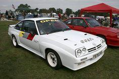 Opel Manta Irmscher i240 by Albert S. Bite, via Flickr