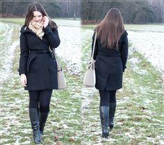 Burberry Coat, Classy Style