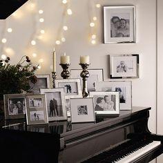 fotolijstjes op piano - Google zoeken