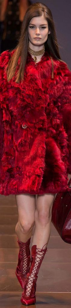 FALL 2014 READY-TO-WEAR featuring VERSACE