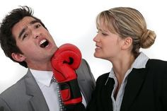 """Learn How to Argue and """"Take the Hit"""""""