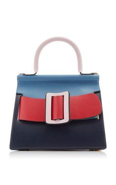 Moda Operandi   Karl 24 Color Block Bag by BOYY