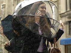Hands free umbrella $59