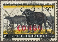 Congo - D'n'D Stamps