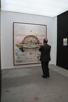 """Antropocosmos"" Santiago Talavera. Galería Moproo Art Madrid Fería 2015. #ArtMarid #Madrid #artfair #feriasdearte #arte #artecontemporáneo #artistasespañoles #artespañol #Arterecord 2015 https://twitter.com/arterecord"