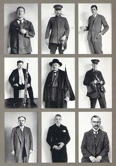 August Sander - Portraits from People of the Century. a series showing a cross-section of society during the Weimar Republic August Sander, Documentary Photographers, Portrait Photographers, Portraits, Call Of Cthulhu Rpg, Berlin Fashion, Art Themes, Black N White, Moma