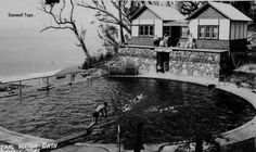Mineral swimming pool at Stanwell Tops Historical Images, South Wales, Back In The Day, Wonderful Places, Mineral, Swimming Pools, Sydney, Nostalgia, Southern