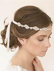 Fasce per Capelli Accessori per capelli Strass