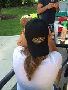 Huntin4Biggins: Old School Huntin4Biggins Hat being Represented by...