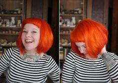 The Dainty Squid: orange you glad?
