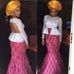 Uber Classy Ankara Styles with a Glamour Twist - Wedding Digest NaijaWedding Digest Naija African Dresses For Women, African Print Dresses, African Wear, African Women, African Prints, African Outfits, Ghana Fashion, Africa Fashion, Nigerian Hair Style