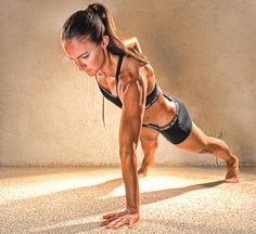 CRUNCH TIME! Total Body Workouts In 20 Minutes