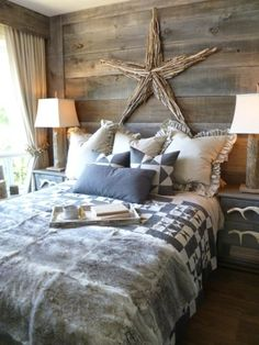 Passion Décor : January 2013 Barn plank wood paneling