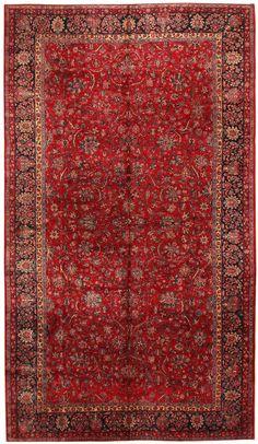 Antique Kashan Persian