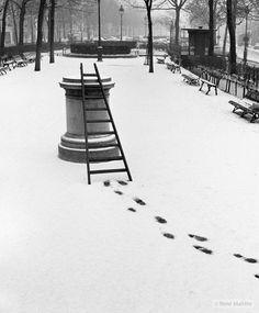Street photography – Les amusantes photographies vintage de René Maltête | Ufunk.net