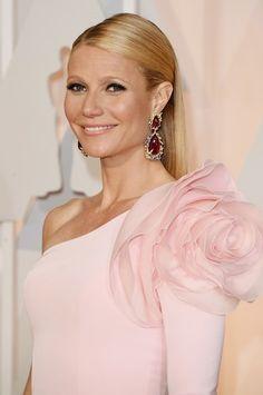 La alfombra roja de #Oscars2015 - Gwyneth Paltrow