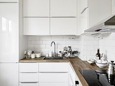 Black and white home with grey and green accents   COCO LAPINE DESIGN   Bloglovin'