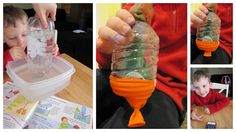 Science activities for Wee Gillis-- learning about the lungs