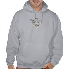 Golden Descent of The Holy Spirit Symbol Sweatshirts.  $47.95