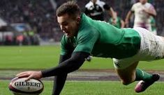 That record-breaking try - again ! Irish Rugby, Above And Beyond, Try Again, Sports, Hs Sports, Sport