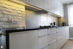 Kuchnia na wysoki połysk - zdjęcie od Szafawawa - Kuchnia - Styl Nowoczesny - Szafawawa
