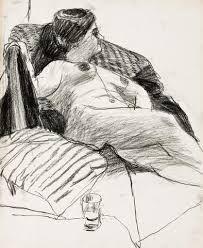 richard diebenkorn life drawing