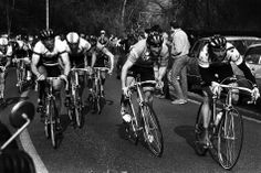 Jan Raas (left), Sean Kelly (middle) and Bernard Hinault (right) in the Amstel Gold Race.