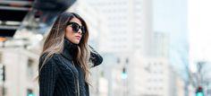 Puloverul pe gât - vezi 10 modele din magazinele online