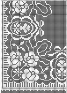 8 Bit, Cross Stitch, Xmas, Coding, Herb, Stitches, Table Runners, Mesh, Black And White