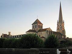 Abbey Church of Saint-Savin-sur-Gartempe