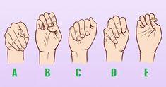 Psychologický TEST: Která ruka na obrázku je podle Vás ženská? Podívejte se, co o Vás vypoví Váš tip! - Introvert, Peace, Horoscope, Psychology, Sobriety, World