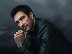 Portrait of Dylan McDermott, Actor