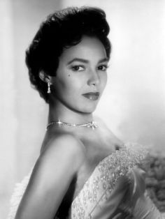 Dorothy Dandridge (November 9, 1923 - September 8, 1965) was an American actress. Born in Cleveland, Ohio, she was the first African American to be nominated for the Academy Award for Best Actress.
