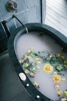 A DIY Calming Bath