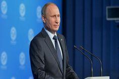 پوتین: روسیه به دنبال تضمین توازن راهبردی قدرت در جهان است