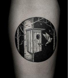 tattoo by ilya brezinski