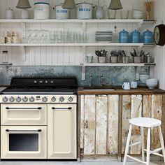"""Home Beautiful (@homebeautiful) on Instagram: """"The new Victoria range of appliances from @smegaustralia combine nostalgic style with contemporary…"""""""