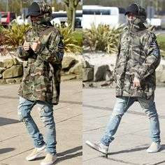 Photos of Justin out in London England! (February 23rd)